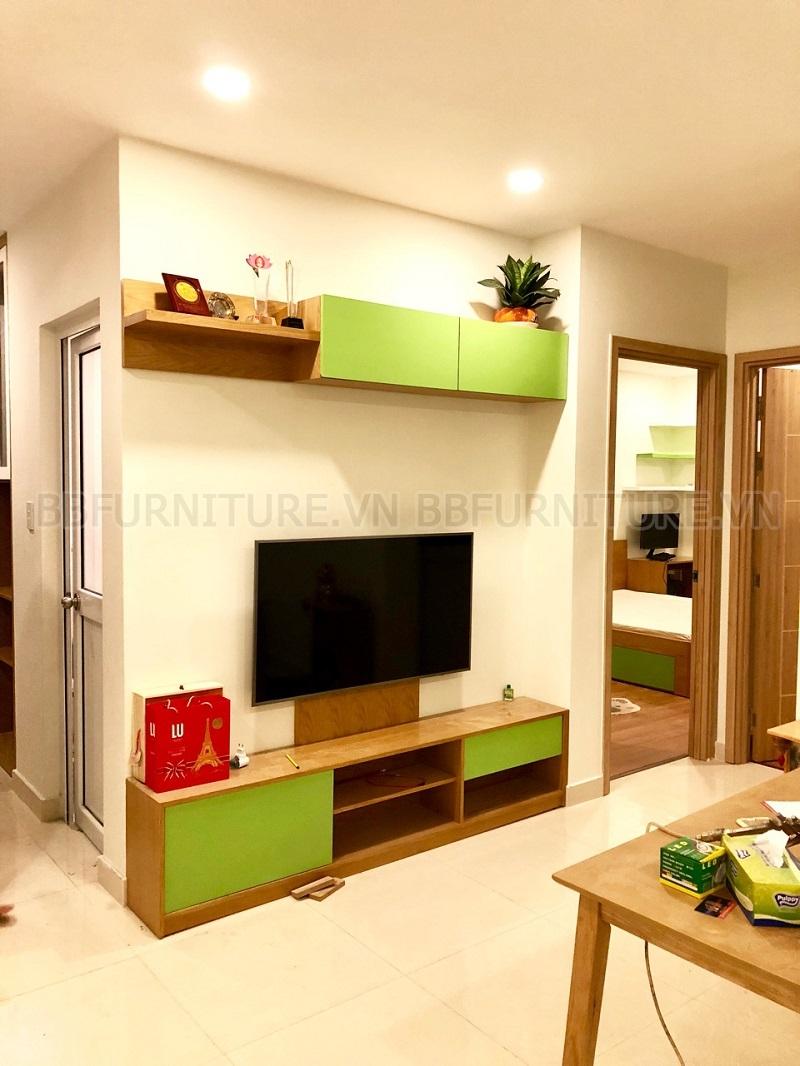 Công trình thiết kế nội thất nhà anh Hưng, Quận Gò Vấp